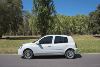 Renault Clio Mio Dynamique otro costado